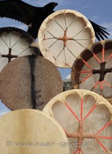 Die Geschichte der Trommel - Nuavi-Spirit
