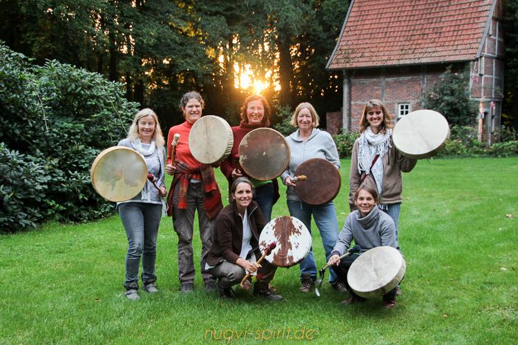 Trommelbau-Workshop in Ahaus